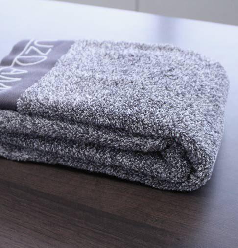 ホテル仕様♪タオルのたたみ方~フレンチ折り~(※手順画像あり)